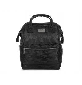 MORO-CZARNY plecak TORBA HAROLD'S na laptopa WODOODPORNY T20