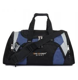 Bag Street Torba Sportowa Podróżna bagaż Duża T28