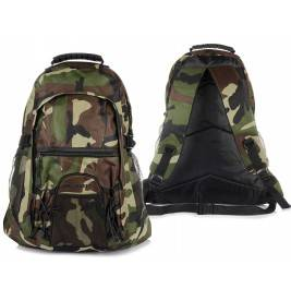 Bag Street plecak wojskowy duży solidny 028