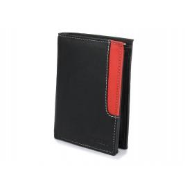 Cavaldi portfel męski skórzany pion pudełko dowód rej 050