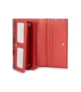 Duży Skórzany Portfel Damski 2- częściowy Pudełko X67