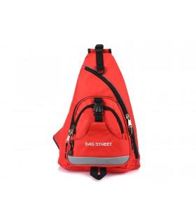 Bag Street plecak na ramię wodoodporny sportowy lekki 026