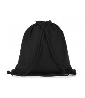 Plecak Plażowy Na Lato BAO Pojemny A4 Lekki Solidny czerwono-czarny Q18