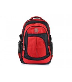 czerwony PLECAK sportowy duży Bag Street A4 Miejski Q66