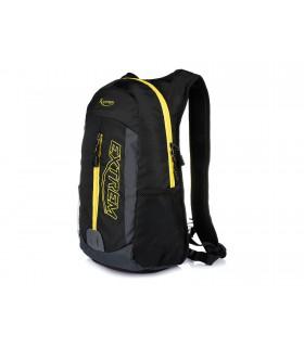 Czarno- żółty Plecak Sportowy Extrem A4 Lekki Solidny Q73