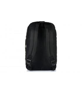 Czarny plecak sportowy do pracy szkoły J. Jones F85