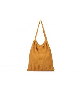 Camel worek Plażowy zakupowy A4 na lato torba bawełna C72