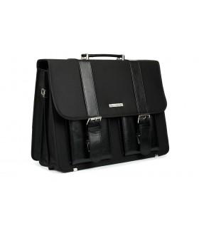 Beltimore luksusowa męska aktówka teczka torba duża na laptopa I36