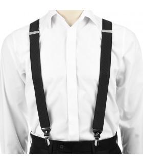 Szelki do spodni męskie eleganckie mocne pudełko SZ4