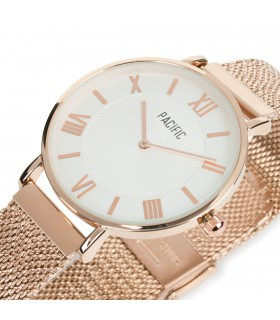 Zegarek damski mesh bransoletka Pacific pudełko Z69