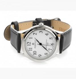 zegarek biała tarcza